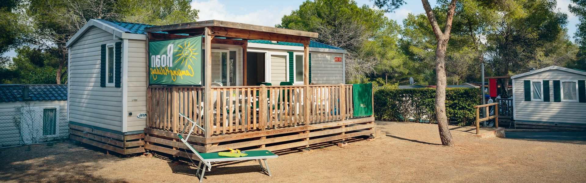 Last-minute deals on campsites in Spain