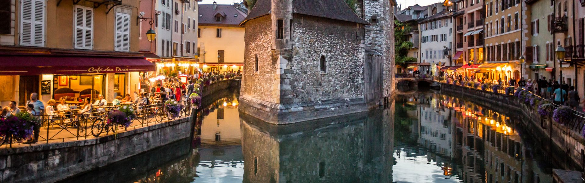 Last-minute camping holidays in Annecy